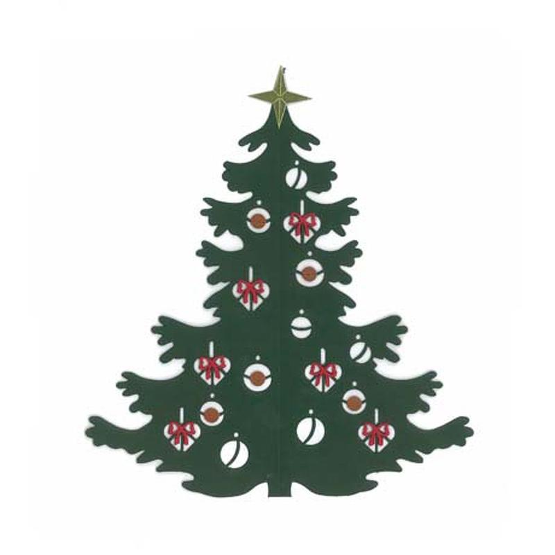 weihnachtsbaum einteilig klein skanlea nordisches design. Black Bedroom Furniture Sets. Home Design Ideas